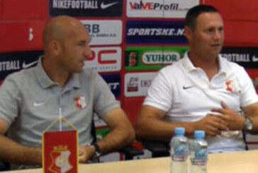 Mirosavljević: Nismo uplašeni, iako je Crvena zvezda ozbiljan protivnik