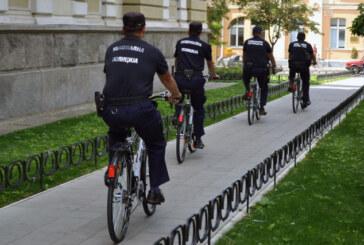 Biciklizovani Komunalni policajci (VIDEO)