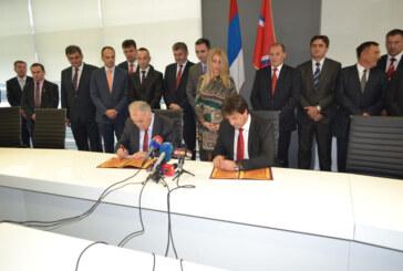 Potpisan Protokol o saradnji Kruševca i Istočnog Sarajeva