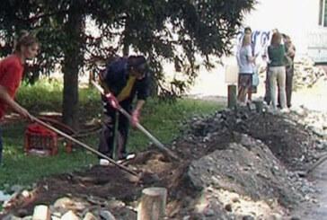 Javni radovi u Kruševcu za više od stotinu radnika (VIDEO)