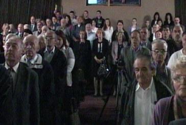 Oproštaj od Buce Mirkovića (VIDEO)