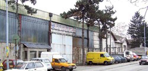 """Na prodaju deo imovine firme """"Kristal"""" iz Kruševca"""