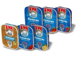 """Povlače s tržišta seriju """"Eva"""" sardina"""