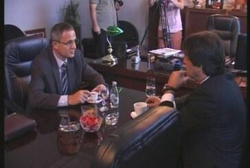 Ministar poljoprivrede Dragan Glamočić u Kruševcu (VIDEO)