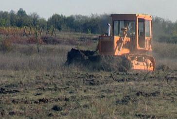 Pripreme za izgradnju piste u Rosuljama (VIDEO)