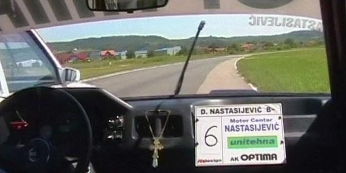 Kruševački automobilista drugi (VIDEO)