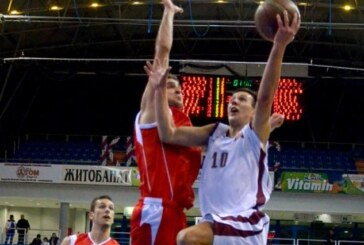 Košarkaši Napretka u dramatičnoj završnici izgubili u Vršcu