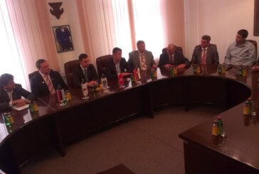 Delegacije ruskih gradova u poseti Trsteniku