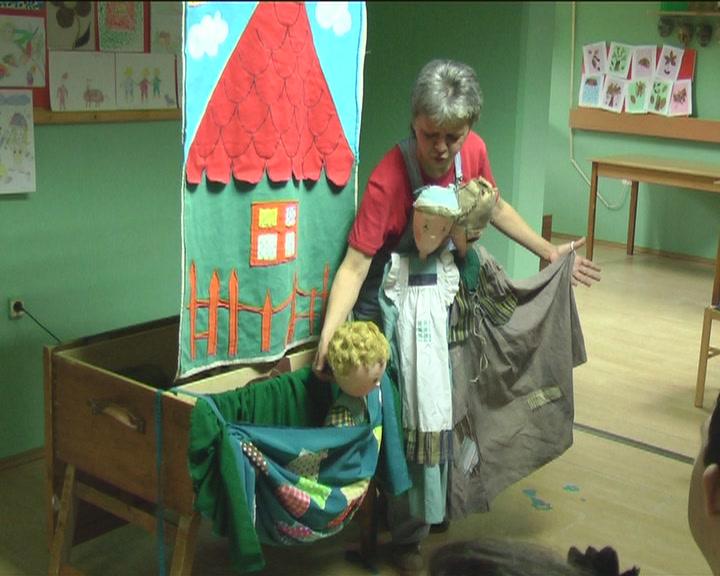 "Lutkarska predstava ""Biberče"" (VIDEO)"