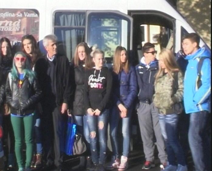 Delegacija Hemijsko tehnološke škole u poseti pobratimima u Makedoniji (VIDEO)
