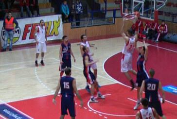 Košarka: Napredak oborio Vojvodinu (VIDEO)