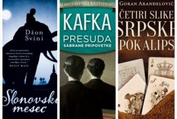 Knjige nedelje: Slonovski mesec, Četiri slike srpske apokalipse, Kafka