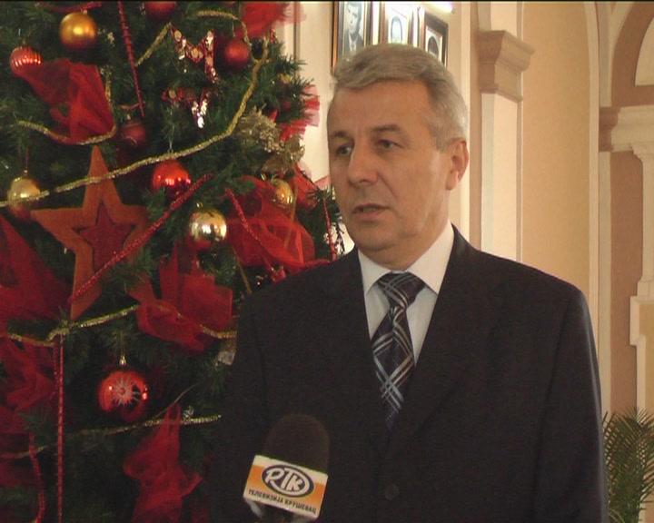 Zamenik gradonačelnika Siniša Maksimović: Uspećemo ako budemo jedinstveni (VIDEO)