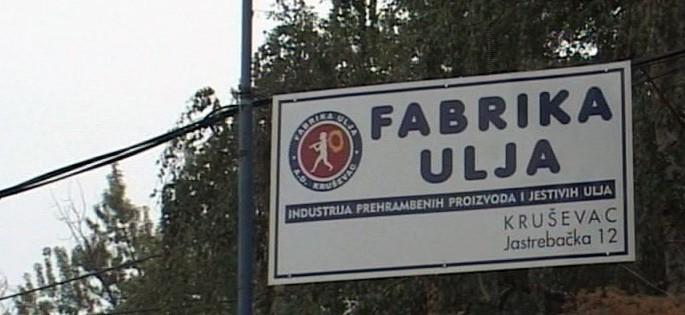 Fabrici jestivog ulja odobren socijalni program (VIDEO)