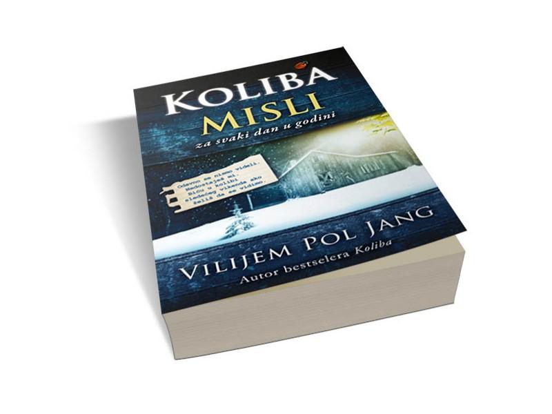 """RTK i Laguna vam poklanjaju hit knjigu """"Koliba – Misli za svaki dan u godini"""""""