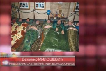 Štrajk glađu zbog neisplaćenih ratnih dnevnica i nedonošenja zakona (FONO)