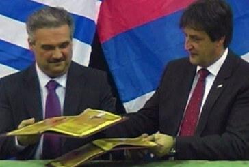 Potpisan Protokol o saradnji Kruševca i Stavrosa (VIDEO)
