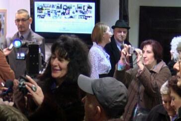 """Otvaranje izložbe """"Da to sam ja…"""" (VIDEO)"""