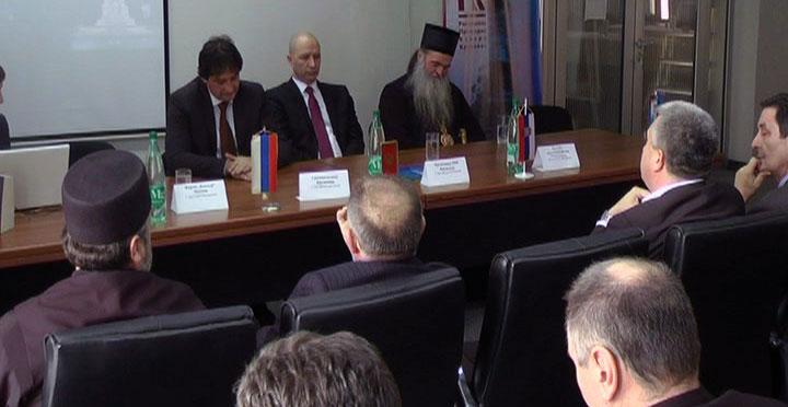 Druženje privrednika, zvaničnika i privredne delegacije iz Ruske Federacije (VIDEO)