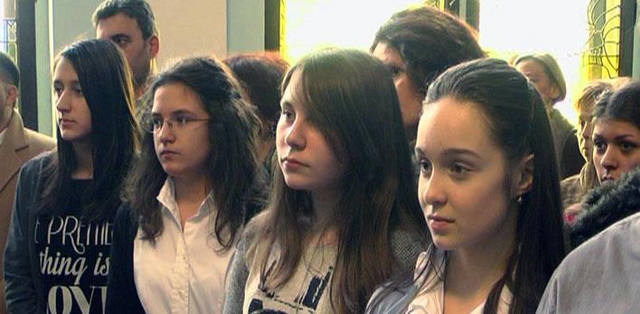 Prijem i pokloni za najbolje učenike (VIDEO)
