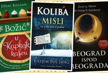 Lagunine knjige za praznik