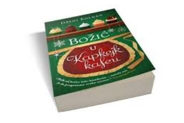 "RTK i Laguna vam poklanjaju hit knjigu ""Božić u Kapkejk kafeu"""