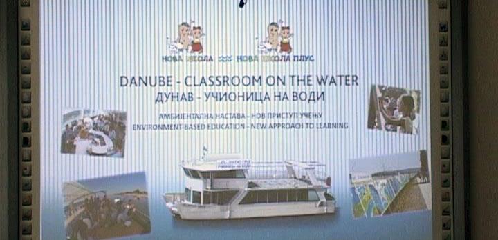 Učionica na vodi (VIDEO)