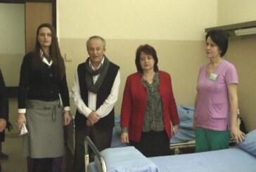 Donacije hirurškom i odeljenju neurologije (VIDEO)