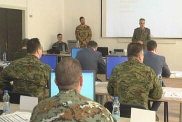 Kurs za instruktore u Centru za obuku logistike u Kruševcu