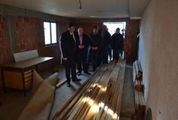 Rekonstrukcija Doma kulture u Makrešanu (VIDEO)