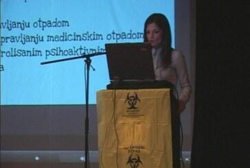 Upravljanje farmaceutskim i infektivnim medicinskim otpadom (VIDEO)