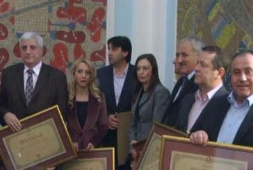 Gradonačelnik Gašić ličnost godine (VIDEO)