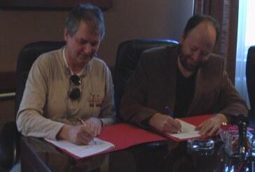 """""""Boško Buha"""" i Kruševačko pozorište potpisali protokol o saradnji (VIDEO)"""