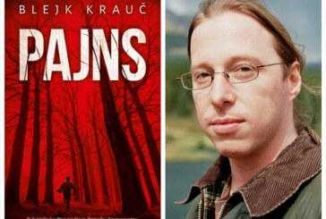 "Knjiga za vikend: ""Pajns"" Blejka Krauča"