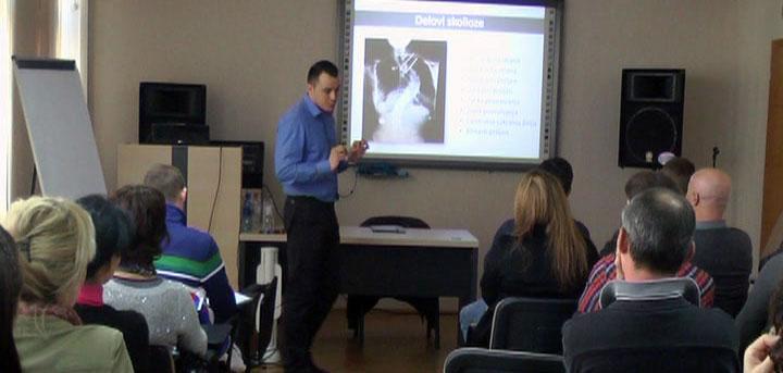 Seminar o Korekciji skolioze šrot metodom (VIDEO)