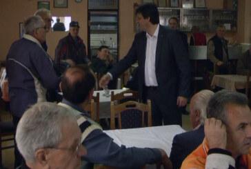 Gradonačelnik ponovio da penzije neće biti ugrožene (VIDEO)