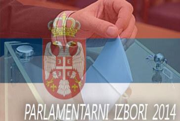 Preliminarni rezultati vanrednih parlamentarnih izbora na teritoriji Kruševca (VIDEO)