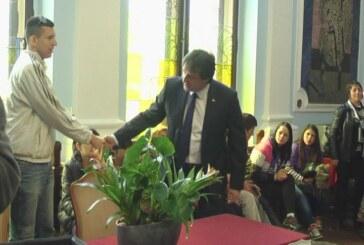 Prijem za učesnike Republičkog takmičenja učenika sa smetnjama u razvoju (VIDEO)