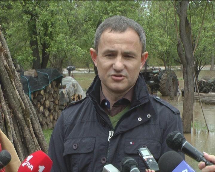 Glamočić i Marić obišli Đunis (VIDEO)