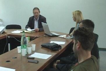 Konstitutivna sednica grupacije za robni transport (VIDEO)
