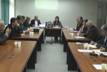 Radni sastanak pred posetu privredne delegacije Azerbejdžana (VIDEO)