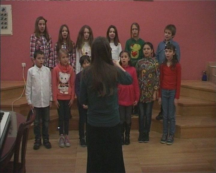 Dečijem horu Sveti Knez Lazar posebna pohvala na festivalu u Beogradu (VIDEO)