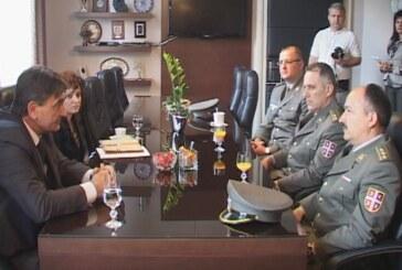 Saradnja Grada i Vojske na zavidnom nivou (VIDEO)