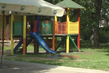 Reparacija i popravka mobilijara u parkovima (VIDEO)