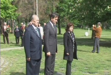 Povodom 9. maja: Sećanje na borce (VIDEO)