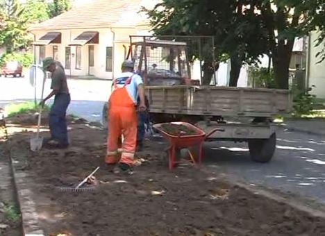 U JKP Varvarin uredjuju centar grada i parkove