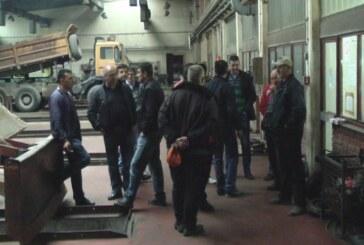 Radnici Kruševac puta od nedelje u štrajku (VIDEO)
