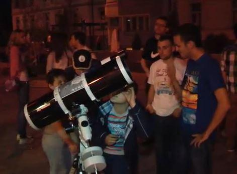 Humanitarna akcija kruševačkih astronoma