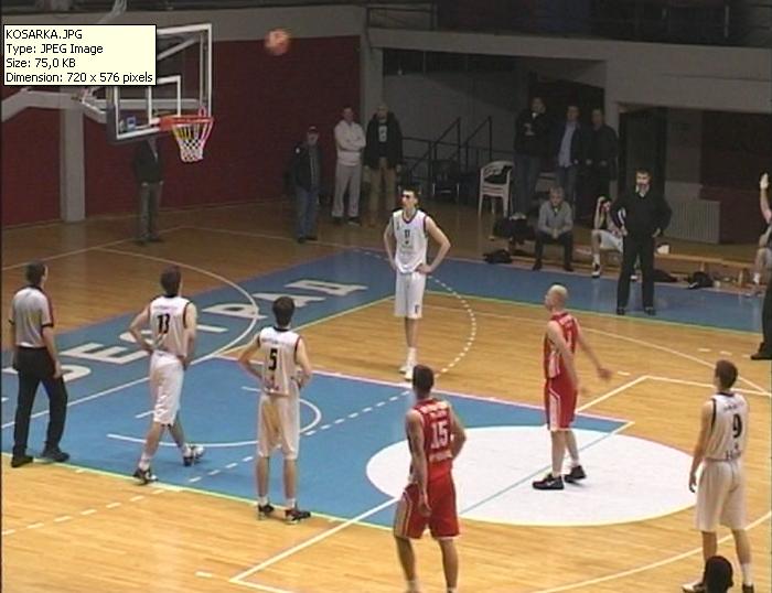 Košarkaši Napretka jedini bez pobede (VIDEO)