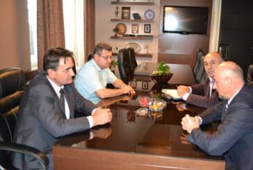 """Razgovor o saradnji IMK """"14. oktobar"""" i """"Jugopimport SDPR"""""""